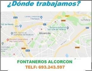 ¿ en que zonas de Alcorcon trabajamos ?